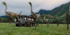 Jurassic World - Safari